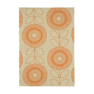 Koberec Onix Scandi Orange, 160x230 cm