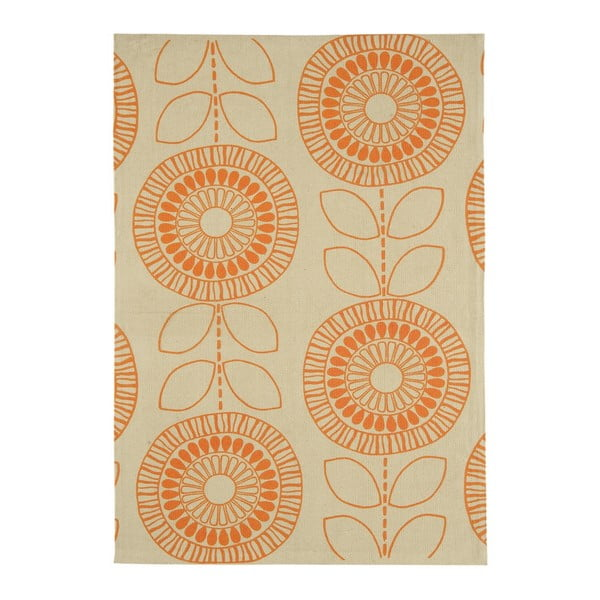 Koberec Onix Scandi Orange, 120x170 cm