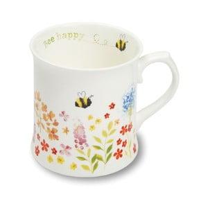 Porcelánový hrnček Cooksmart England Flowers, 440ml