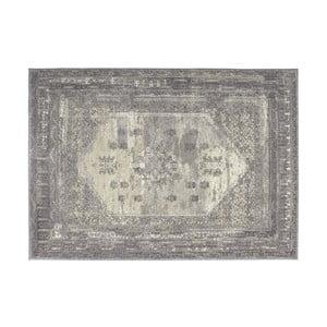 Sivý vlnený koberec Kooko Home Sonata, 240 × 340 cm