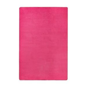 Ružový koberec Hanse Home, 150 × 100 cm
