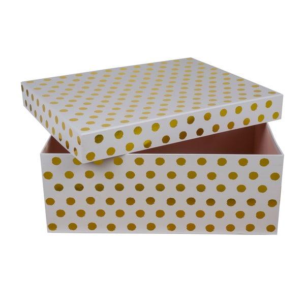 Úložná krabica Tri-Coastal Design Lovely Dots