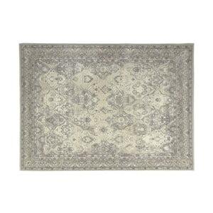 Sivý vlnený koberec Kooko Home Calypso, 240 × 340 cm