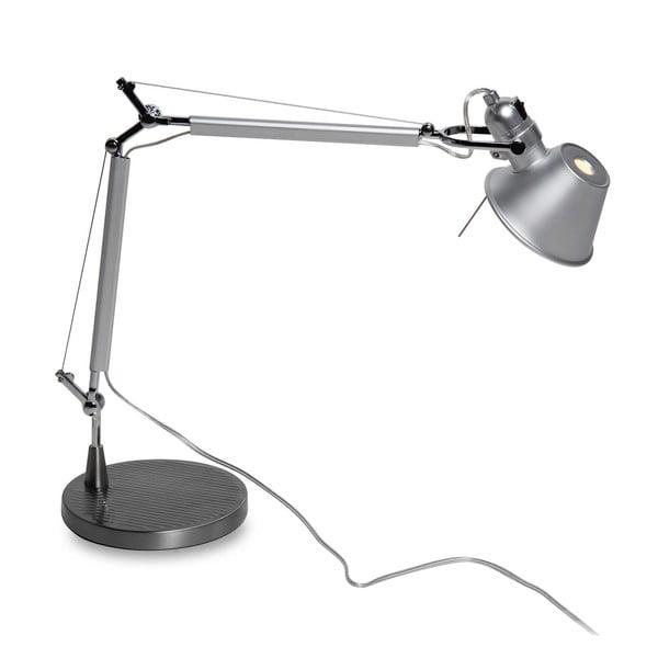 Stolová lampa Arm Aluminio