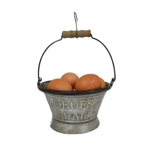 Košík na vajíčka Antic Line Vintage