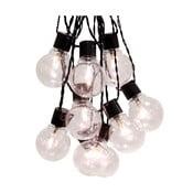 Biela svetelná LED reťaz Best Season Party, 16svetielok