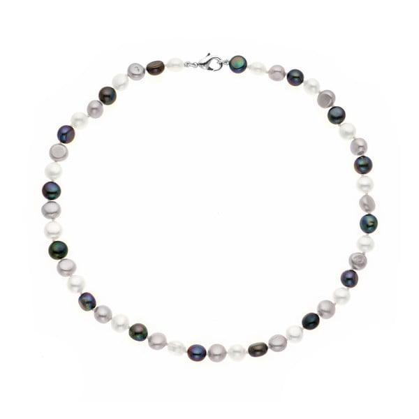 Náramok s riečnymi perlami Drosoula
