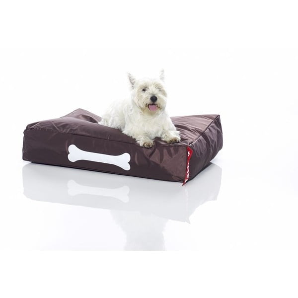 Fatboy peliešok pre psov Doggieloung Brown, veľ. S (60x80 cm)