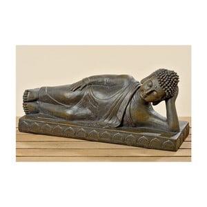 Dekoratívna socha Buddha, 49 cm
