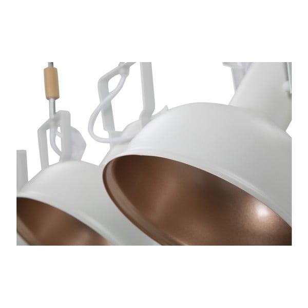 Stropné svietidlo Mauro Ferretti Cups Blanco
