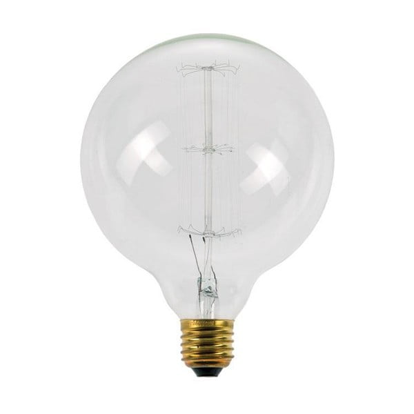 Žiarovka Edison Bulb, G125