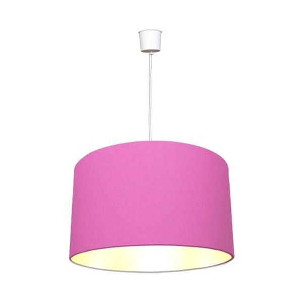 Závesné svietidlo White Inside One Pink