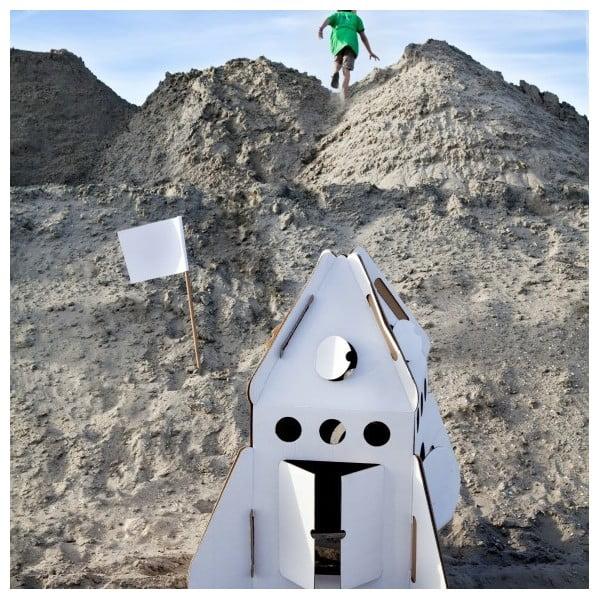 Skladací domček pre deti Rocket
