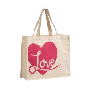 Taška na nákup Premier Housewares Love