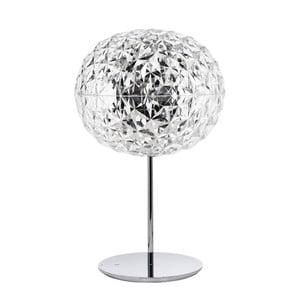 Transparentná stolová lampa Kartell Planet