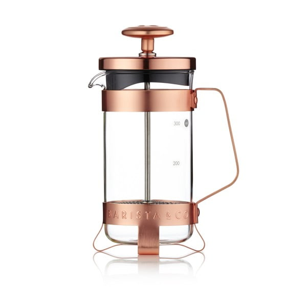 French press Barista 350 ml, medený