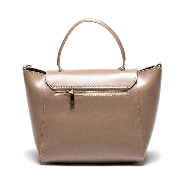 Kožená kabelka Isabella Rhea 394 Fango