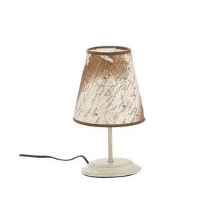 Stolová lampa Mauro Ferretti Comodino Sahara, 29 cm