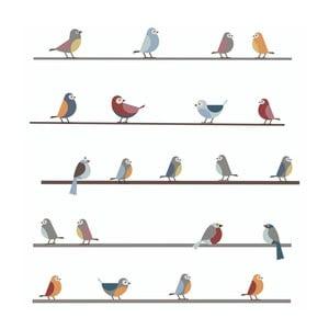 Nástenné samolepky Art For Kids Little Birds