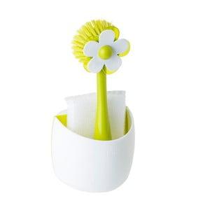 Set na umývanie riadu Green Flower