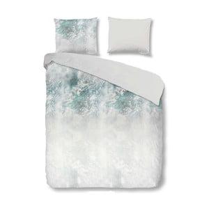 Biele bavlnené obliečky na dvojlôžko Good Morning Whitney, 200×200 cm