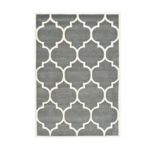 Ručne vyšívaný koberec Morton, 152x243 cm