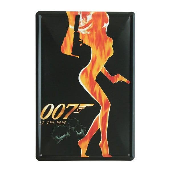 Ceduľa 007, 20x30 cm