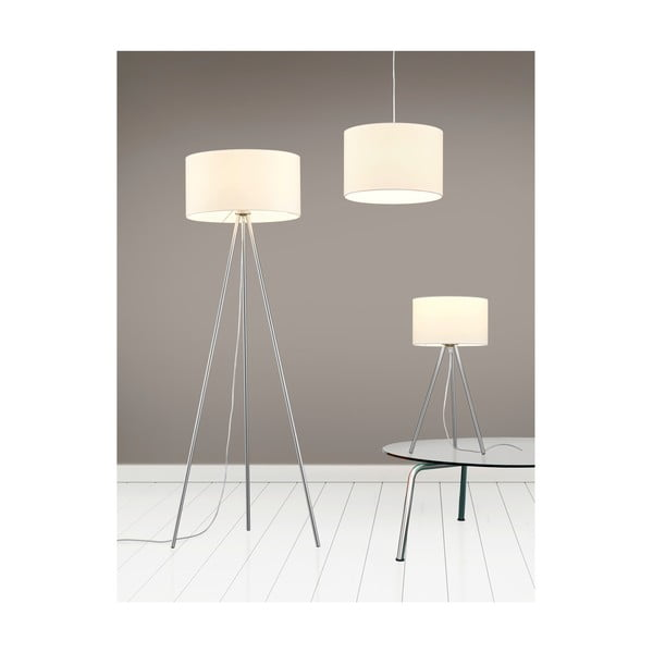 Stolová lampa Trio Tripolis, výška 50 cm