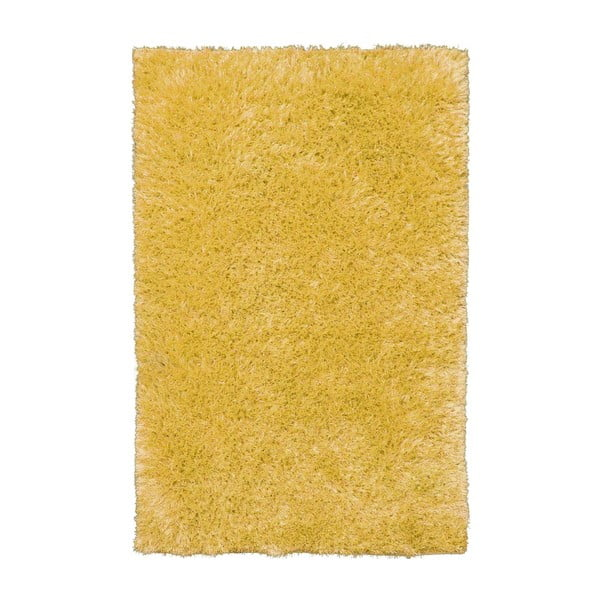 Koberec Kora Yellow, 70 x 140 cm