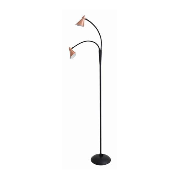 Stojacia lampa Naeve Copper Black