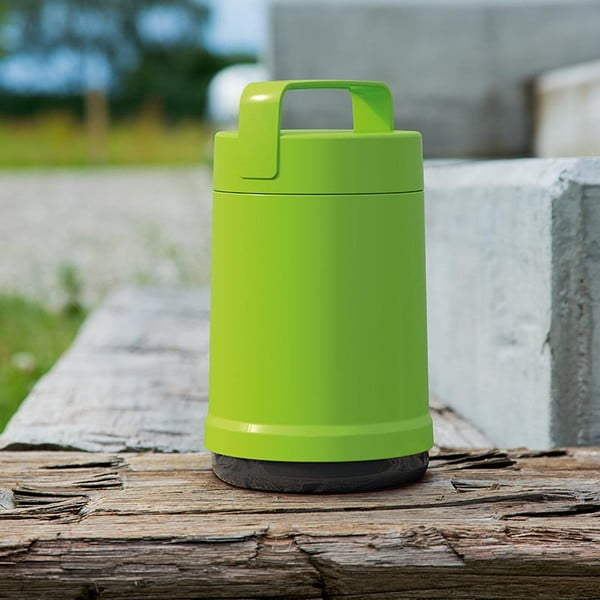 Termobox na jedlo Rocket Green, 1 l