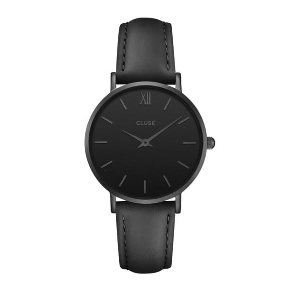 Hodinky Minuit Full Black