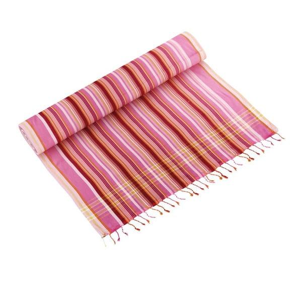 Osuška Purlen Pink, 100x178 cm