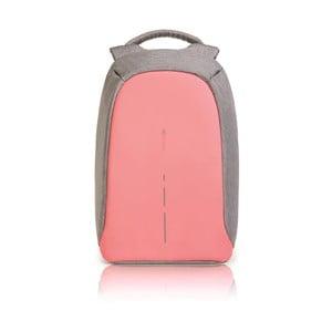 Ružový bezpečnostný batoh XD Design Bobby Compact