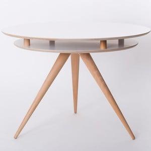 Jedálenský stôl Triad White