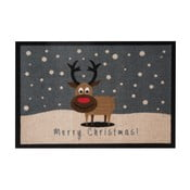 Rohožka Zala Living Merry Christmas Reindeer, 40×60cm