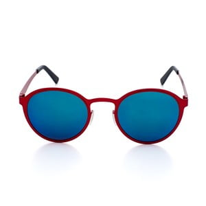 Okuliare s červenými obrúčkami Woox radiatus