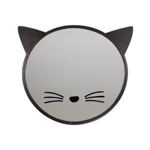 Nástenné zrkadlo Sass & Belle Black Cat