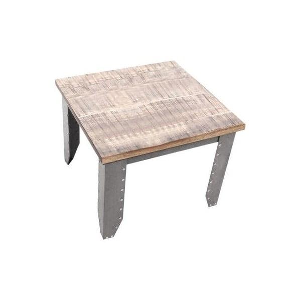 Odkladací stolík Detroit, 60x60x45 cm