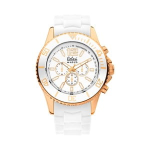 Hodinky Colori 48 All White Chronolook