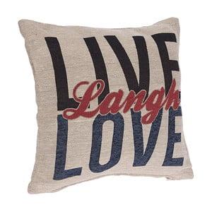 Vankúš InArt Love & Love, 45x45cm