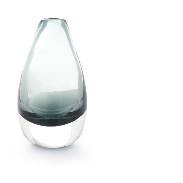 Zelená priehľadná váza A Simple Mess Kogle