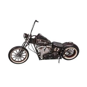 Dekoratívny predmet Black Motocycle
