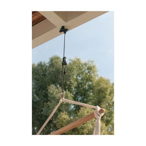 Univerzálny systém na uchytenie hojdacieho kresla (na strom a do stropu)