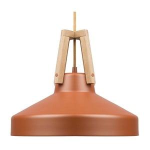 Karamelovohnedé stropné svetlo Loft You Work, 44 cm