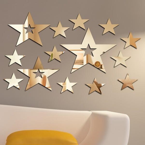 Dekoratívne zrkadlo Hviezdy