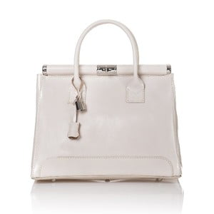 Kožená kabelka Gelso, svetlá