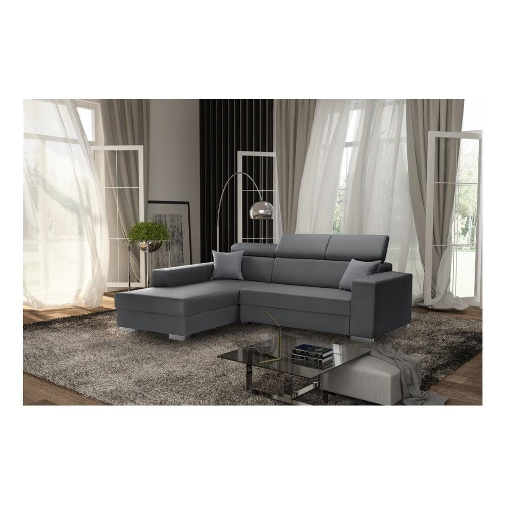 svetlosiv rozkladacia seda ka interieur de famille paris tresor av roh bonami. Black Bedroom Furniture Sets. Home Design Ideas