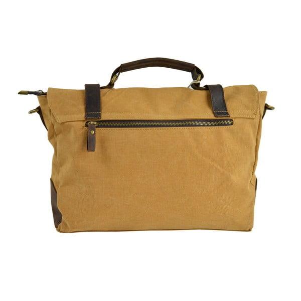 Horčicová taška Briefcase