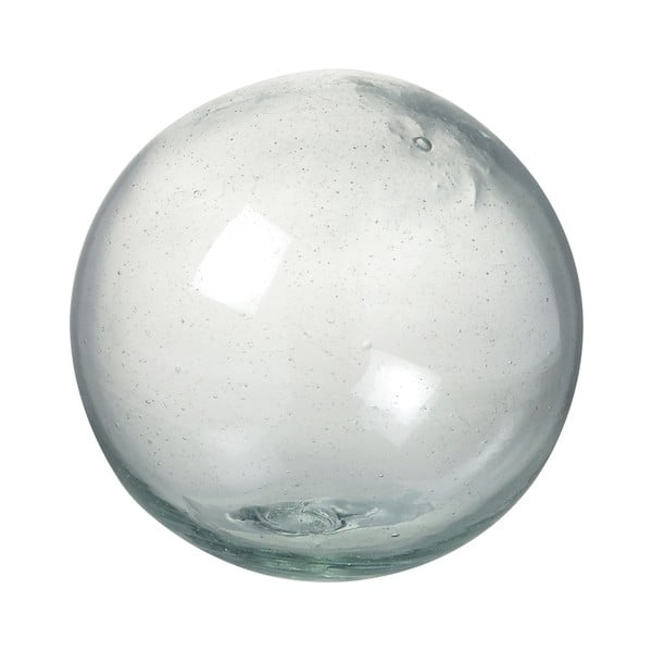 Sklenená dekorácia Parlane Glass, Ø10 cm